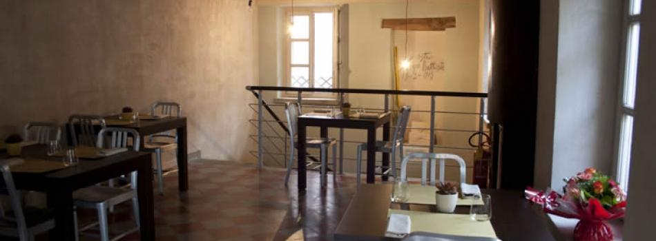 Ristrutturazione ristorante in Govone